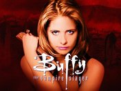 Picture of Sarah Michelle Gellar as Buffy from the TV series,