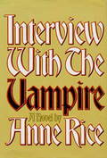 Picture of book Interview With The Vampire